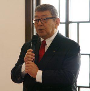 美濃清商工株式会社 代表取締役社長若山貴義
