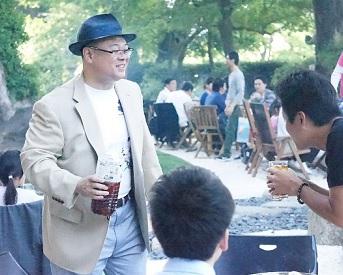 土山印刷株式会社 代表取締役社長土山雅之