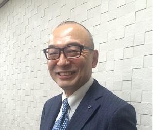 平安建材株式会社 代表取締役社長中村憲夫